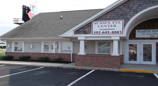 Sussex Eye Center Lewes Office